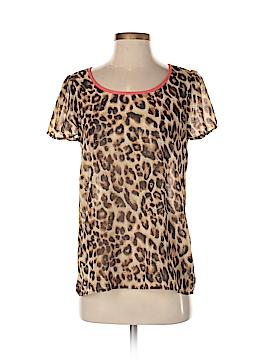 Tini Lili Short Sleeve Blouse Size S