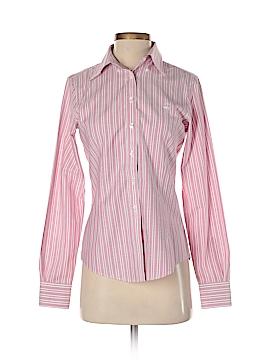 Brooks Long Sleeve Button-Down Shirt Size 2