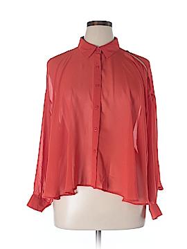 Jennifer Lopez 3/4 Sleeve Blouse Size XL