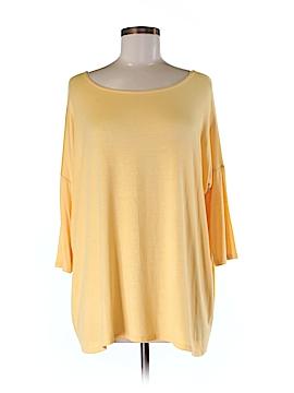 Fab'rik 3/4 Sleeve T-Shirt Size M