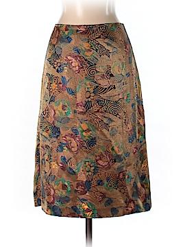 Dries Van Noten Silk Skirt Size 40 (IT)