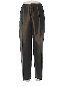 Linda Allard Ellen Tracy Silk Pants Size 16