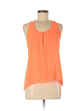 Style Sleeveless Blouse Size M