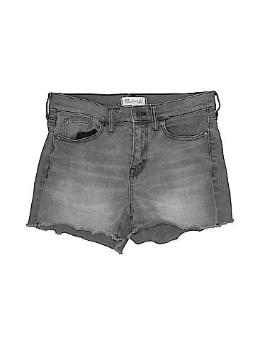 Madewell Denim Shorts Size 26 (Plus)