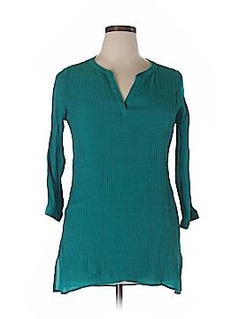 St. John's Bay 3/4 Sleeve Blouse Size L