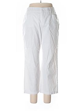 JM Collection Khakis Size 16 (Petite)