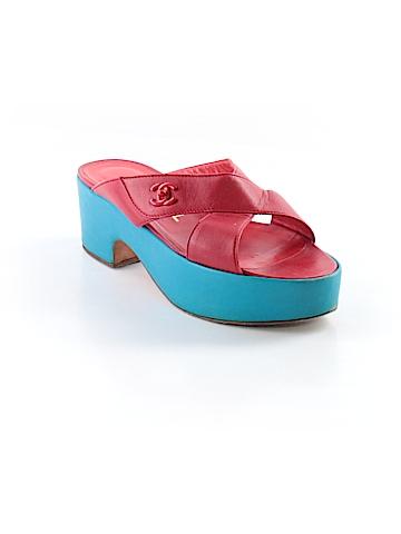 Chanel Sandals Size 37 (EU)