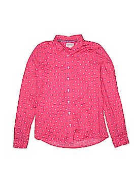 Johnnie b Long Sleeve Button-Down Shirt Size 13