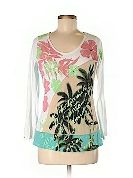 Tori Richard Long Sleeve T-Shirt Size M
