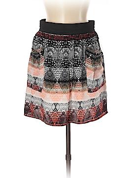 Eight Sixty Silk Skirt Size M