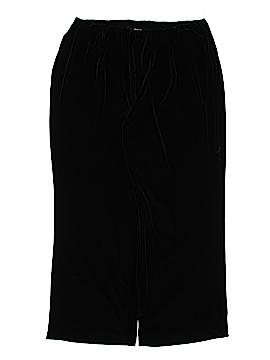 Studio 1940 Velour Pants Size 18 - 20W (Plus)