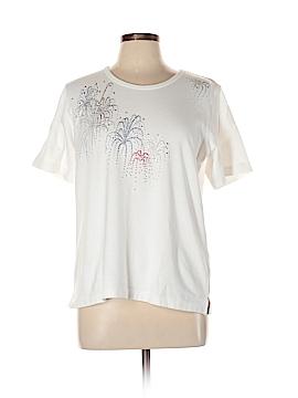 CHRISTINE ALEXANDER Short Sleeve T-Shirt Size XL