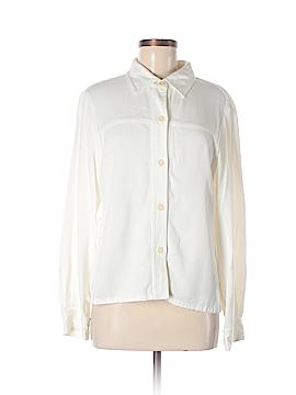 Pendleton Long Sleeve Button-Down Shirt Size L