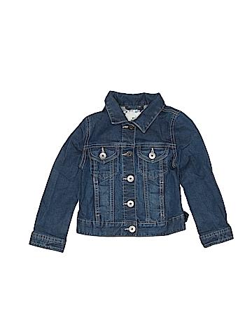 Mini Boden Denim Jacket Size 2 - 3