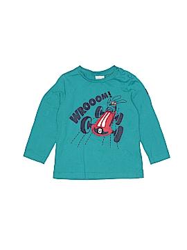 Polarn O. Pyret Long Sleeve T-Shirt Size 1-1.5