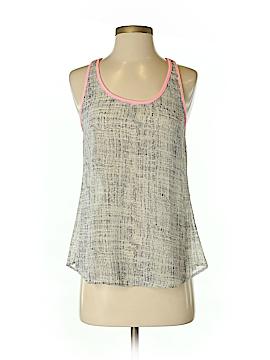 Miami Style Sleeveless Blouse Size S