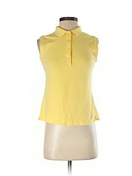Ativa Sleeveless Polo Size S