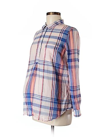 Old Navy - Maternity Long Sleeve Blouse Size S (Maternity)