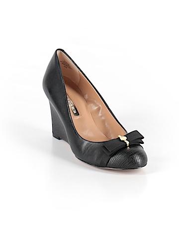 Audrey Brooke Wedges Size 9 1/2