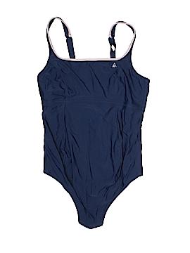 Aqua Sphere One Piece Swimsuit Size 12