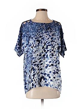 Catherine Malandrino Short Sleeve Blouse Size XS