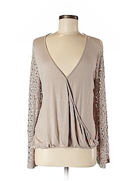 Ariella Long Sleeve Top Size M
