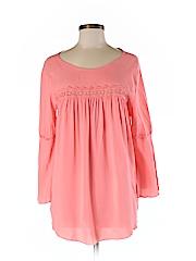 Melissa Paige Women 3/4 Sleeve Blouse Size M