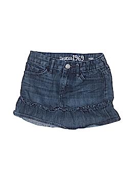Gap Kids Denim Skirt Size 7
