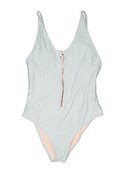 LA Hearts One Piece Swimsuit Size S