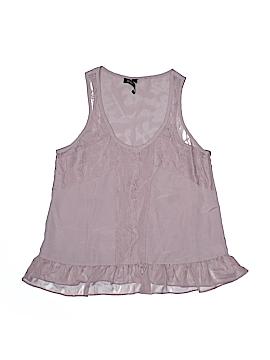 Paraphrase Sleeveless Blouse Size M (Petite)