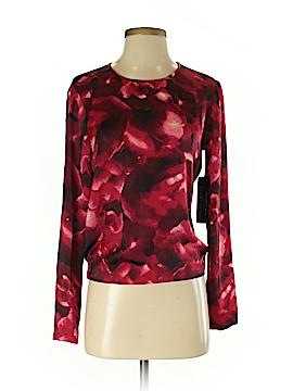 Eva Longoria Long Sleeve Top Size XS