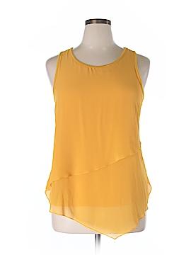 Iz Byer Sleeveless Blouse Size XL