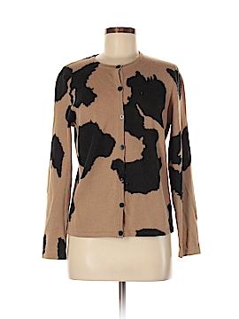 Nina Leonard Wool Cardigan Size M