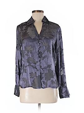 Rena Rowan Long Sleeve Button-Down Shirt Size 6