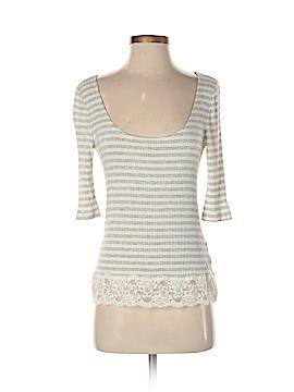 Denim & Supply Ralph Lauren 3/4 Sleeve Top Size S
