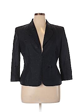Ann Taylor Silk Blazer Size 14