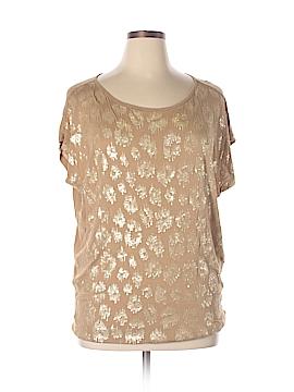 Michael Lauren Short Sleeve Top Size XL