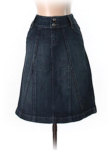 Esprit De.Corp Denim Skirt Size 4