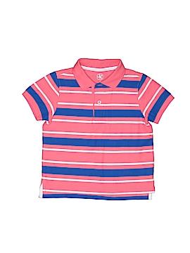JK Kids Short Sleeve Henley Size 4T