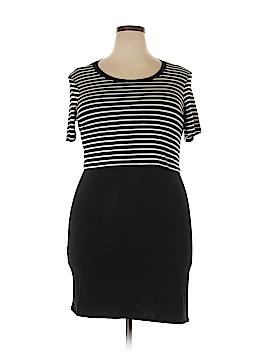 Enough About Me Casual Dress Size L