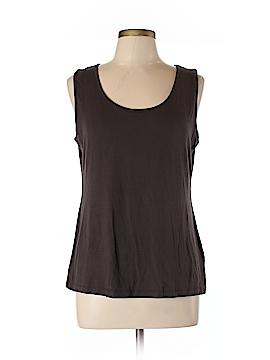 Marina Rinaldi Sleeveless T-Shirt Size 12 (M)