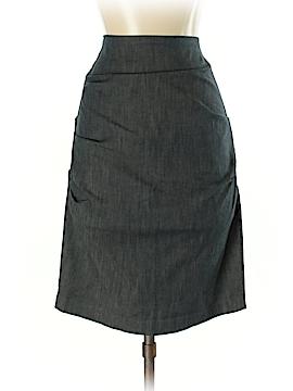 Nicole Miller Denim Skirt Size 4