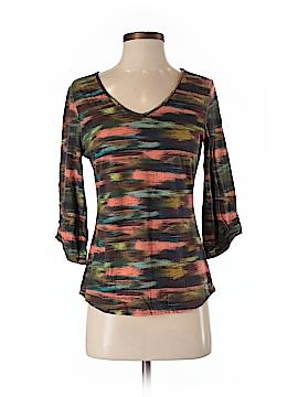 Kate Hill 3/4 Sleeve T-Shirt Size S (Petite)