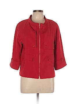Teri Jon Sportswear Jacket Size 8