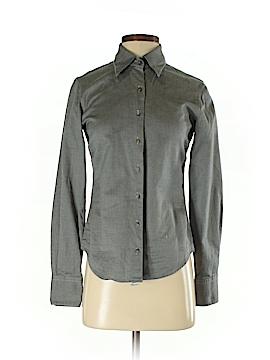 Audrey Talbott Long Sleeve Button-Down Shirt Size XS