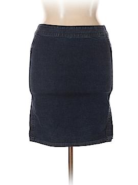 Converse One Star Denim Skirt 31 Waist