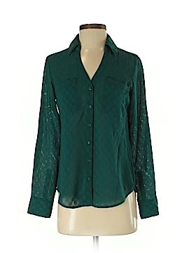 Express Long Sleeve Blouse Size XS (Petite)