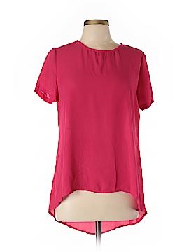 Meraki Short Sleeve Blouse Size L
