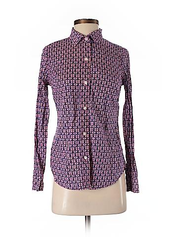 Vineyard Vines Long Sleeve Button-Down Shirt Size 00