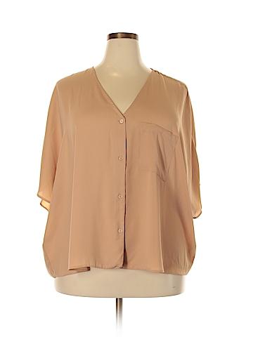 ASOS 3/4 Sleeve Blouse Size 22 (Plus)
